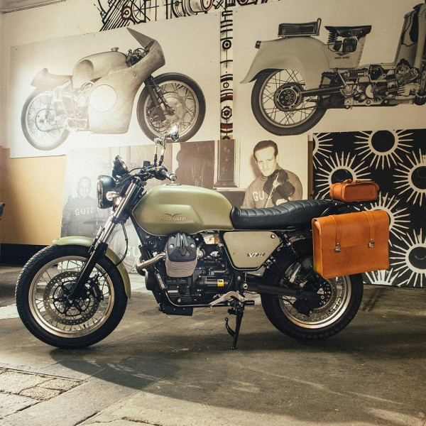 Moto Guzzi V7 LEGEND Custom-Kit
