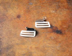 Original Abdeckung, Aluminium, poliert für Moto Guzzi V7 I+II