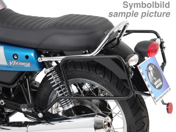 Seitenkofferträger festverschraubt chrome für V 7 III stone/ special/ Anniversario/ Racer (Bj.17-)