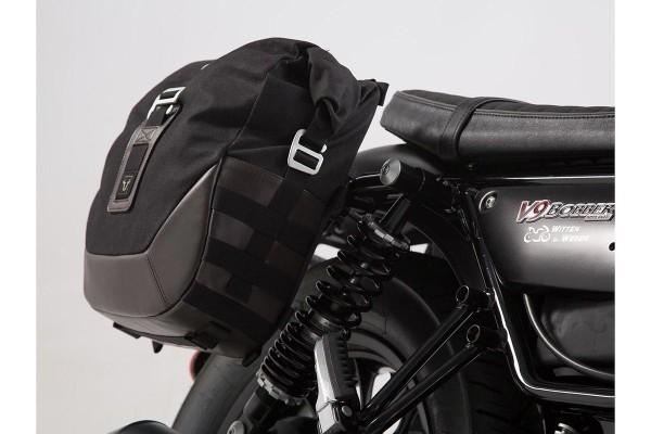 Seitentaschen-Set Moto Guzzi V9 Roamer/Bobber (16-) SW Motech Legend Gear