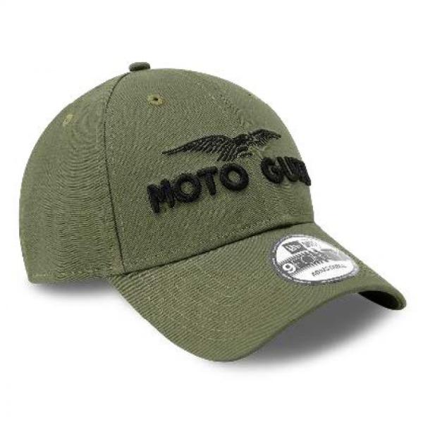 Moto Guzzi Cap NEW ERA 9FORTY® grün