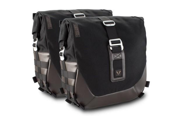 Legend Gear Seitentaschen-System LC für Moto Guzzi V7 III SW Motech