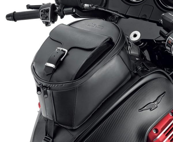 Original Tankrucksack, Leder für Moto Guzzi MGX 21