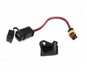 Original USB Port für Moto Guzzi Audace/ California/ Eldorado