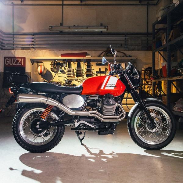 Moto Guzzi V7 SCRAMBLER Custom-Kit