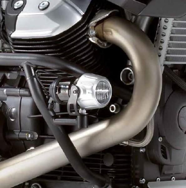 Motorschutzbügel, schwarz für Stelvio 1200 original Moto Guzzi