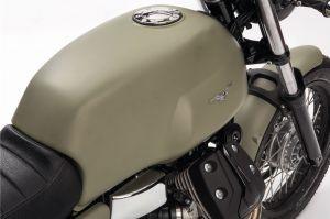 Original Verkleidungssatz, Legend, grün für Moto Guzzi V7 I+II