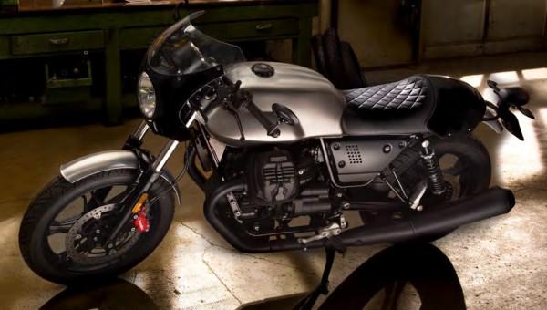 Moto Guzzi Raw Kit für V7 III