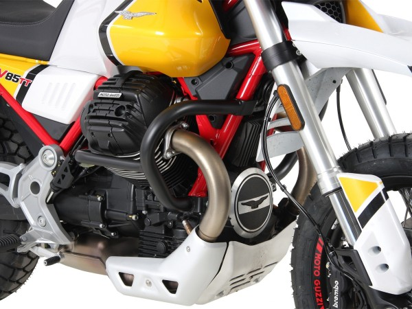 Motorschutzbügel schwarz für V85 TT (Bj.19-) Original Hepco&Becker