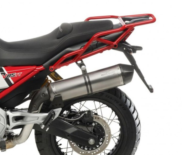Schalldämpfer Slip-On ARROW für Moto Guzzi V85 TT