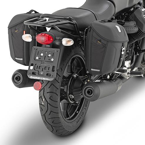 Abstandshalter für Satteltaschen MT501 für Moto Guzzi V7 III Original Givi