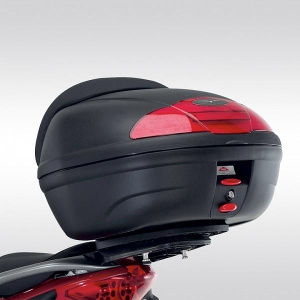 Moto Guzzi Top Case für Stelivio schwarz