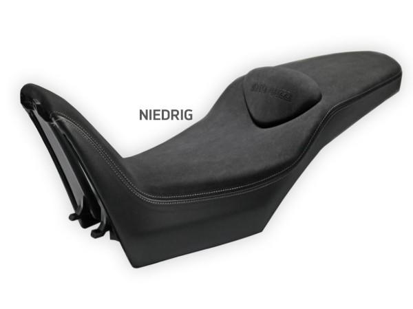 "Niedrige Sitzbank ""Comfort"" für Moto Guzzi V85 TT"