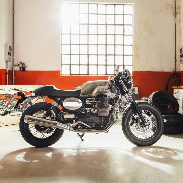 Moto Guzzi V7 DAPPER Custom-Kit