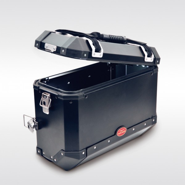 Moto Guzzi Stelvio Haltegriffe für Aluminum Koffer