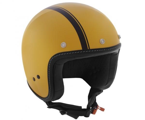 Moto Guzzi Helm Roamer, gelb